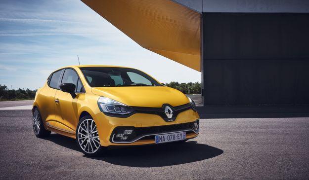 Renault Clio RS 2016: la scheda tecnica di Sport, Cup e Trophy [FOTO]