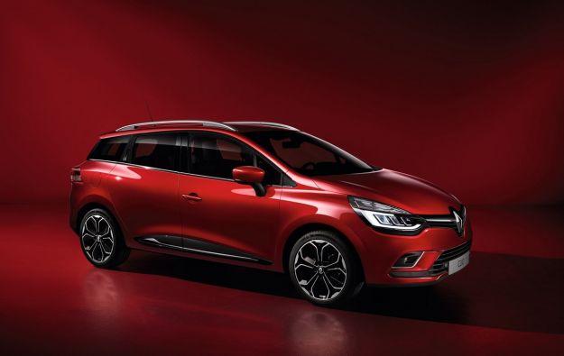 Nuova Renault Clio Sporter restyling 2017: prezzo, interni, dimensioni e consumi della station wagon [FOTO]