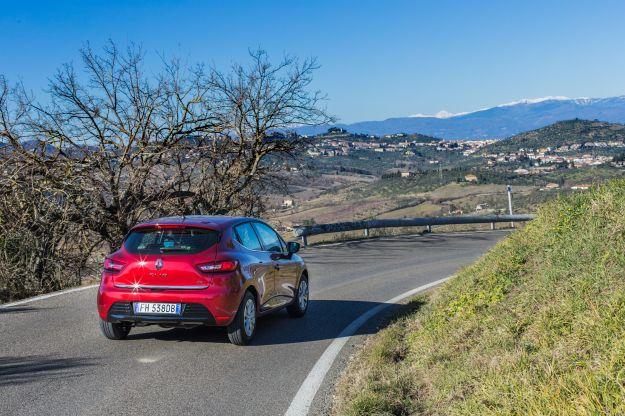 Renault Clio GPL Turbo 2017: prezzo, consumi e prova su strada [FOTO]
