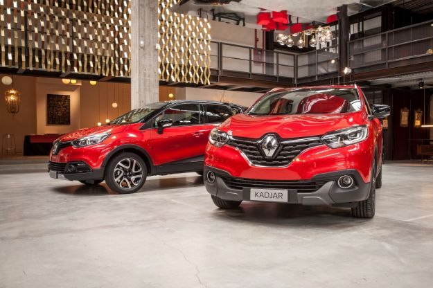 Renault Captur e Kadjar Hypnotic: prezzi, motori e dotazione di serie [FOTO]