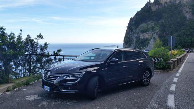Renault Talisman Sporter 2016: prezzi, uscita, consumi e prova su strada [FOTO e VIDEO]