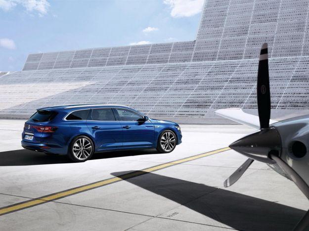 Renault Talisman Sporter migliori station wagon 2016 più attese