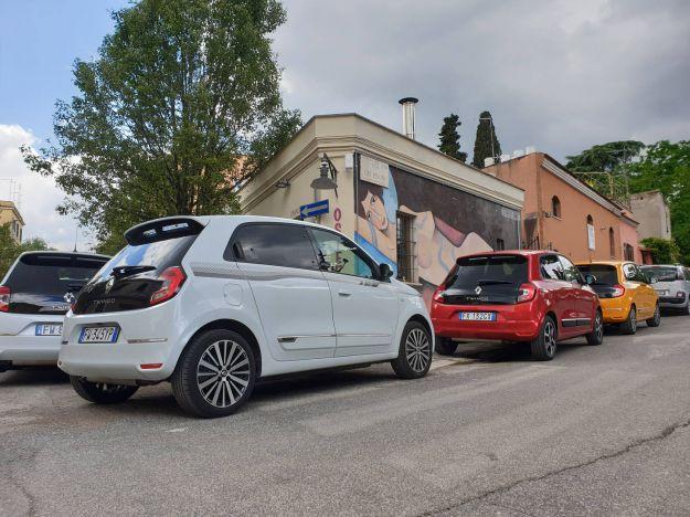 Renault Twingo: la prova su strada in anteprima