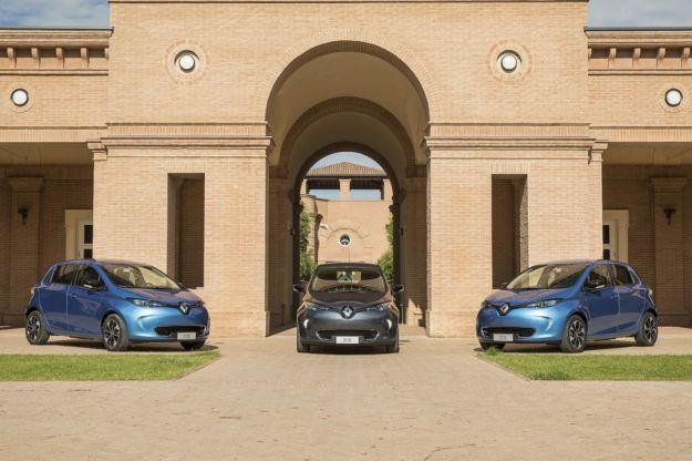Renault Zoe 2017: prezzo, autonomia e opinioni dell'auto elettrica [FOTO]