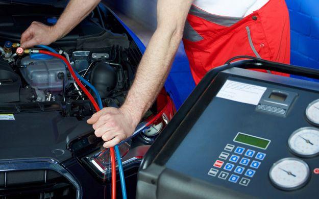 Aria condizionata auto scarica: cosa fare per ricaricarla