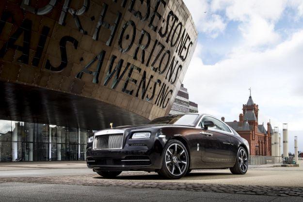 Rolls Royce Wraith Inspired by British Music: 9 esemplari con i big della musica [FOTO]