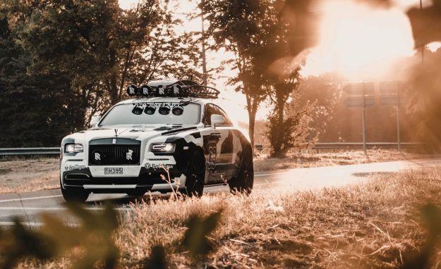 Rolls Royce Wraith, il tuning di Jon Olsson da 810 cavalli [FOTO]