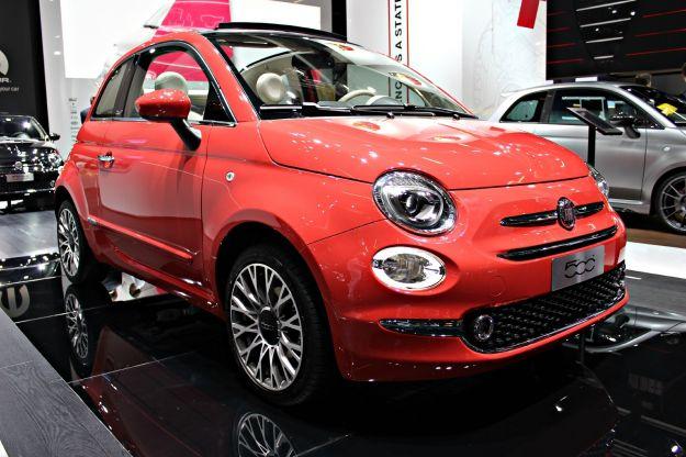 Nuova Fiat 500C: prezzo, motorizzazioni e caratteristiche del nuovo modello [FOTO]