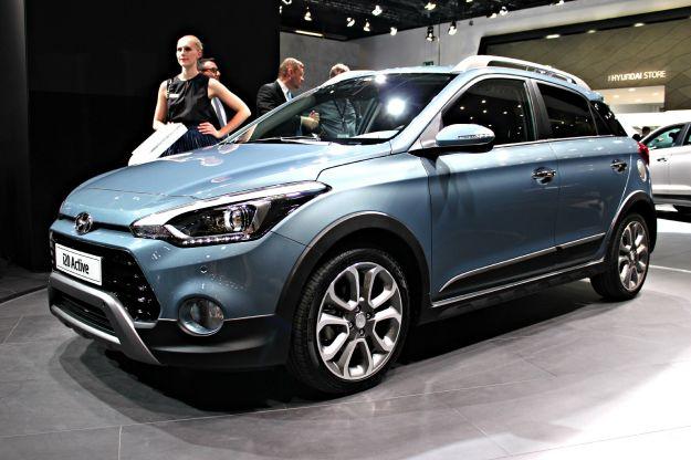 Nuova Hyundai i20 Active, look da crossover: scheda tecnica e prezzo [FOTO]