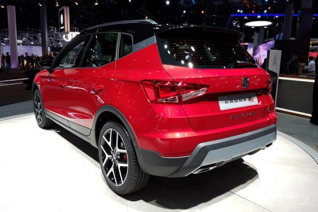 Seat al Salone di Francoforte 2017, le novità auto esposte: il SUV Arona su tutti