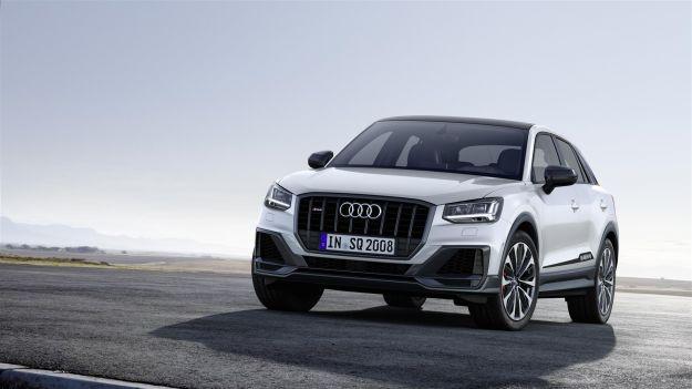 Nuova Audi SQ2 2019: prezzo e scheda tecnica [FOTO]