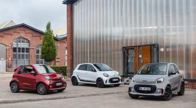 Nuova Smart EQ 2020, la citycar per eccellenza ora è solo elettrica