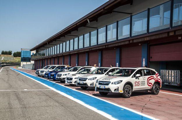 Corsi di guida: Subaru Driving School, un giorno a Franciacorta [FOTO]