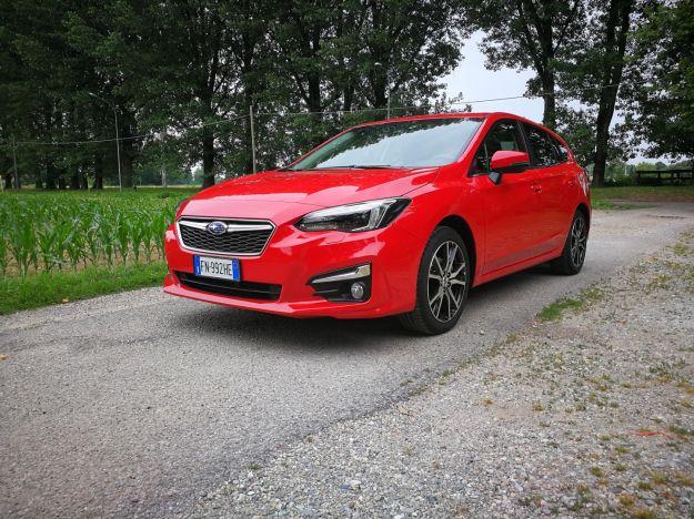 Subaru Impreza 2018: prova su strada, prezzo, motori e scheda tecnica