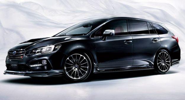 Subaru Levorg STI Sport: la cattiva solo per il Giappone