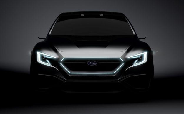 Subaru Viziv Performance Concept a Tokyo 2017