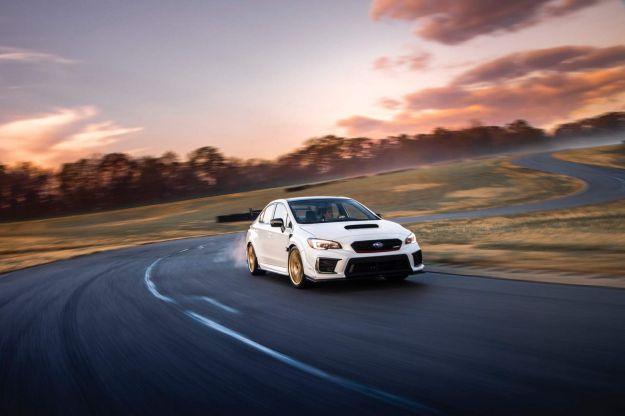 Subaru WRX STI S209: l'edizione speciale per il mercato americano