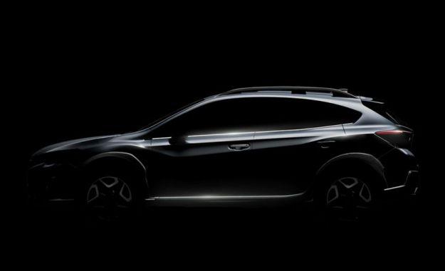 Nuova Subaru XV 2018: prezzo, dimensioni, interni e motori anche diesel [FOTO]
