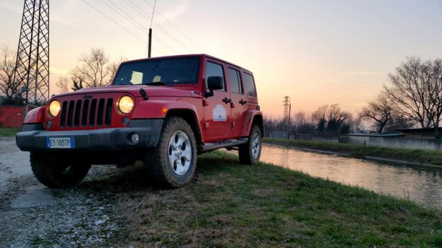Jeep Wrangler: fantastico raduno dedicato all'off-road nella città di Gradisca