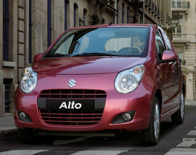 Suzuki Alto: prezzo, dimensioni e scheda tecnica dell'auto ecologica