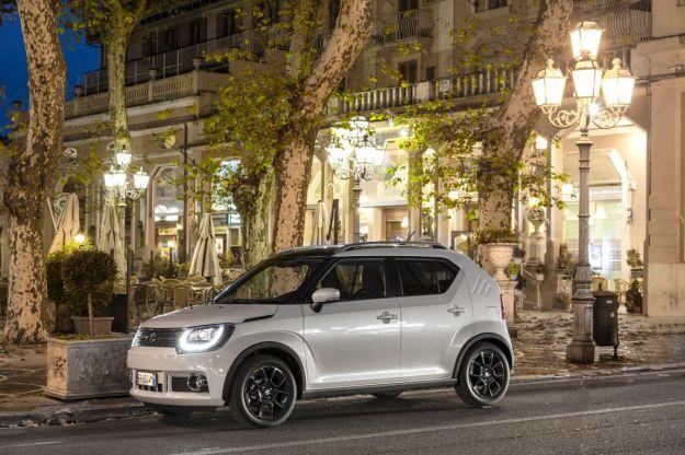 Auto ibrida gpl elettrica: Suzuki lancia Ignis, Swift e Baleno