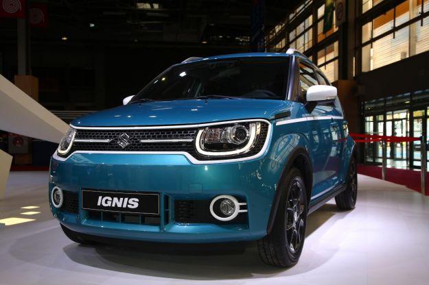 Nuova Suzuki Ignis: dimensioni, interni, motori, bagagliaio e prezzo, anche 4×4 [FOTO]