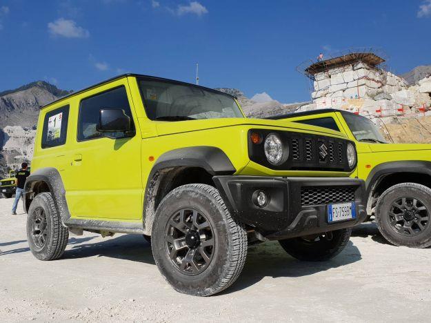 Suzuki Jimny 2018: prova su strada e offroad, prezzo e scheda tecnica