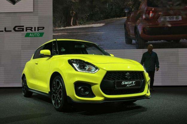 Nuove Suzuki 2018, le novità auto in uscita: il piccolo Jimny finalmente si rinnova