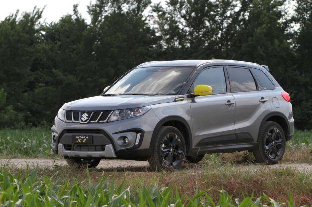 Suzuki Vitara XT: tiratura limitata d'ispirazione V-Strom. Motore e caratteristiche