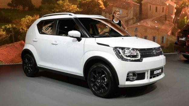 Nuove Suzuki 2017: novità auto e modelli in uscita