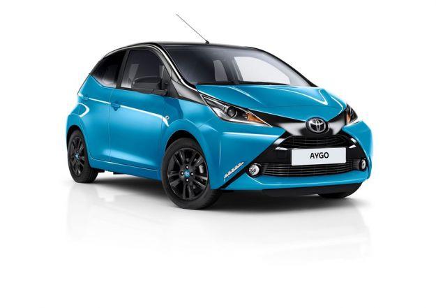 Nuova Toyota Aygo: prezzi, consumi e motore. Arriva la x-cite [FOTO]