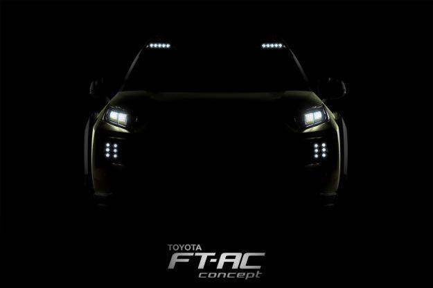 Toyota FT AC Concept