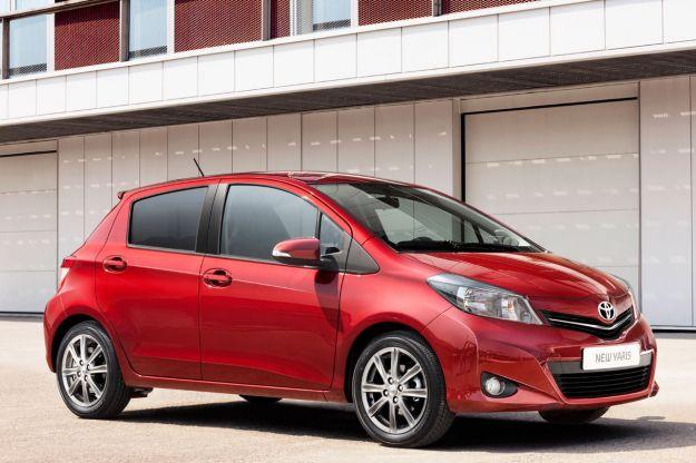 Toyota Yaris Limited Edition, in promozione a 10.250 euro per l'auto a bassi consumi