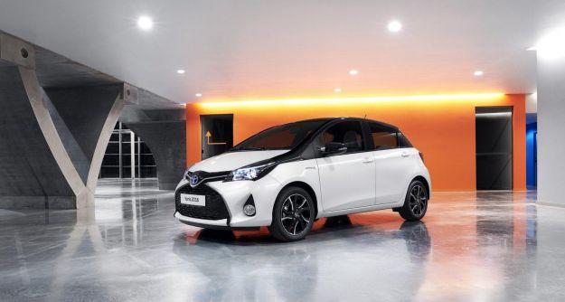 Toyota Yaris 2016 al Salone di Francoforte: arriva anche il bicolore sulla Bi-Tone [FOTO]