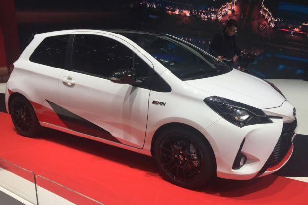 Toyota Yaris GRMN: motore, scheda tecnica, prezzo e uscita [FOTO]