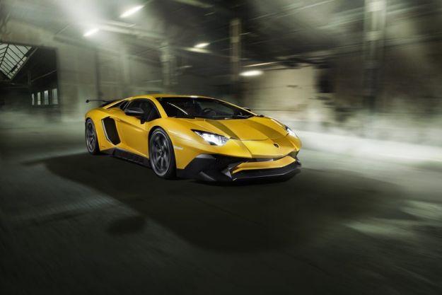 Lamborghini Aventador LP 750-4 Superveloce: il tuning di Novitec Torado