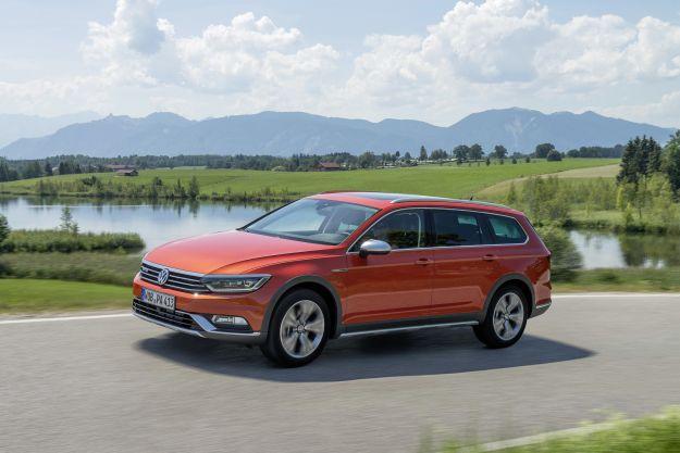 Volkswagen Passat Alltrack 2015: prezzo, motori e scheda tecnica [FOTO]