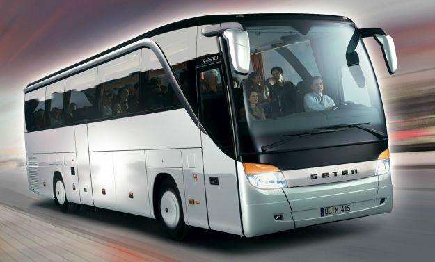 Viaggiare in autobus in sicurezza