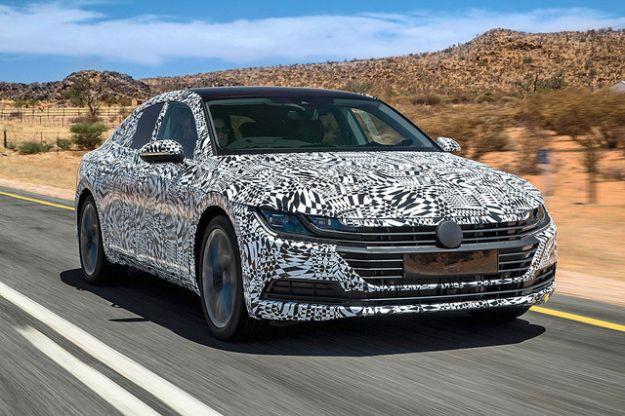 Nuove Volkswagen 2017: le novità auto e i modelli in uscita [FOTO]