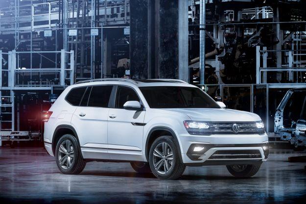Volkswagen Atlas: il maxi SUV è anche R-Line [FOTO]