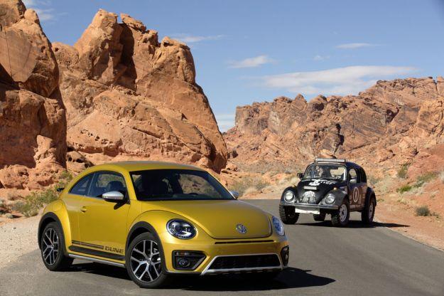 Volkswagen Beetle Dune: il Maggiolino diventa un crossover [FOTO]