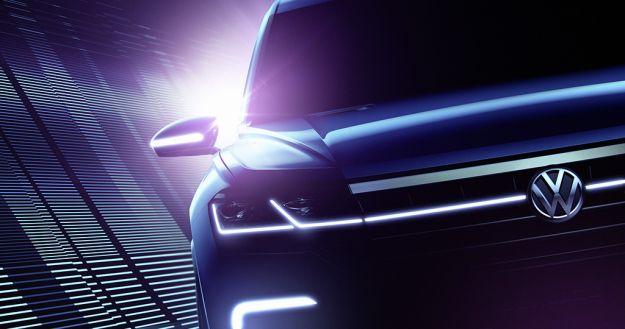 Volkswagen Beijing Concept, un suv per anticipare la nuova Touareg