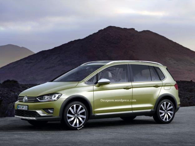 Volkswagen CrossGolf 2015