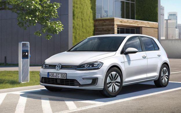 Volkswagen E Golf auto elettriche