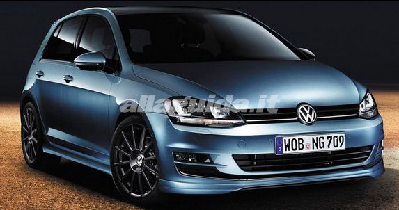 Volkswagen Golf 7 sport edition