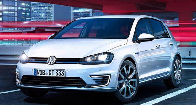 Volkswagen Golf GTE ibrida