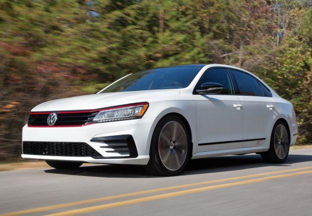 Volkswagen Passat GT Concept: la berlina dal carattere sportivo a Los Angeles
