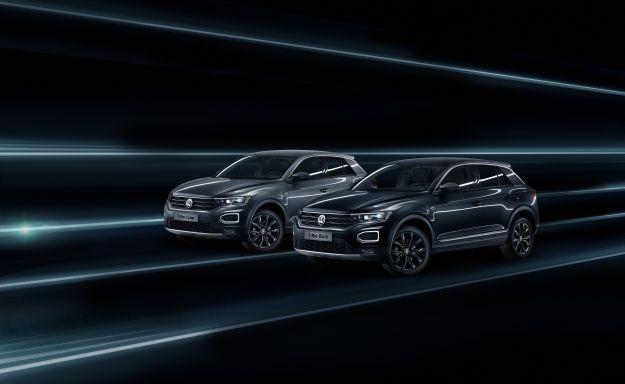 Volkswagen T-Roc Black e Cyber: su Amazon le speciali auto fatte da Garege Italia Customs