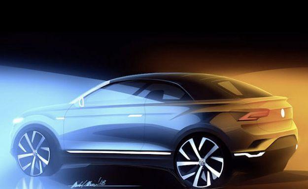 Volkswagen T-Roc Cabrio: 2020 l'anno del contatto
