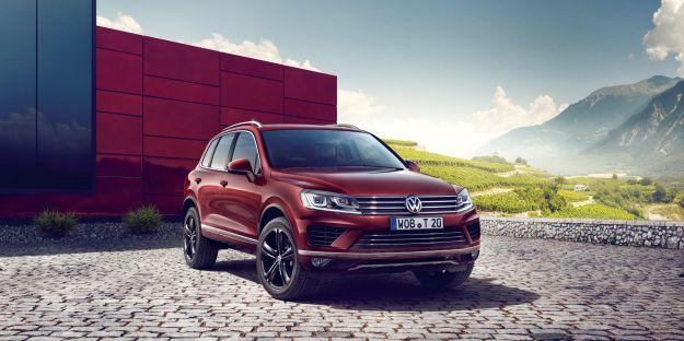 Volkswagen Touareg Executive Edition: prezzo e caratteristiche [FOTO]